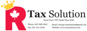 R Tax Solution