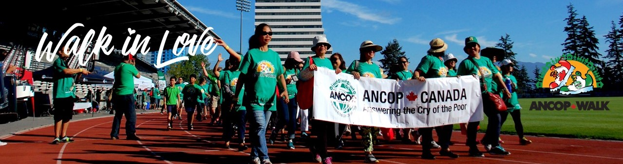 ANCOP Walk 2017 : Right in the Heart of Toronto