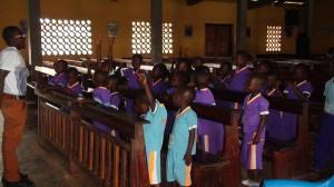 GHANA JUNE 2014 Children 1