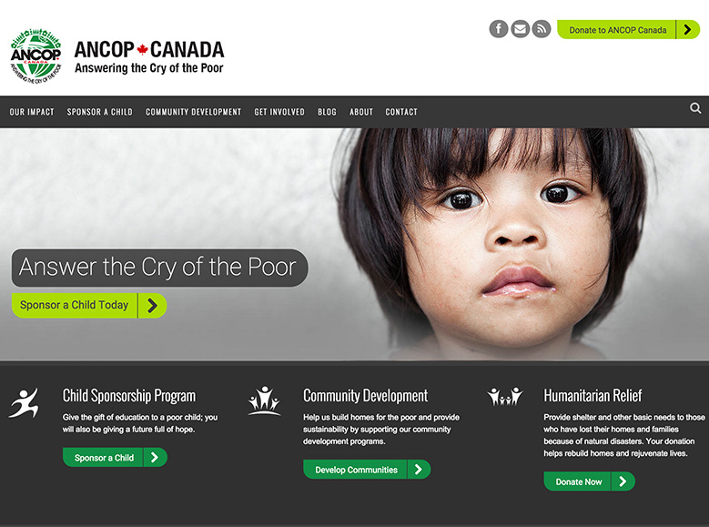 The New ANCOP Canada Website