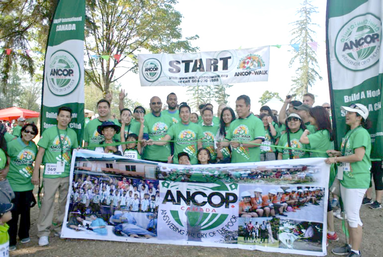 The 2015 ANCOP Walk in Vancouver: Success!
