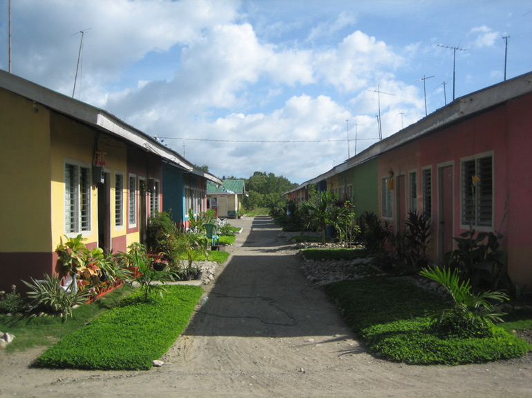 "St. Ambrose ANCOP Village, the ""miracle village"""