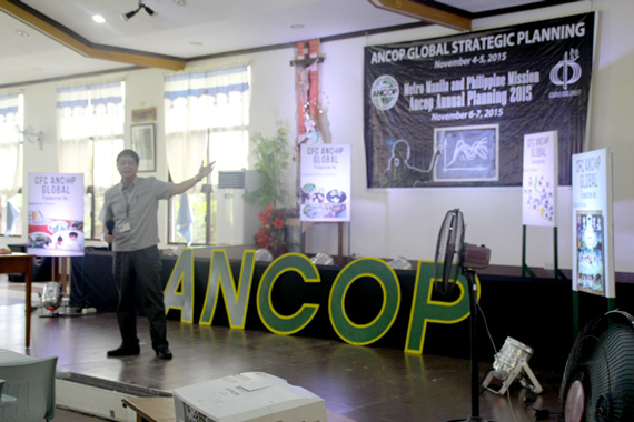 CFC ANCOP leaders convene to develop strategies for global work with the poor