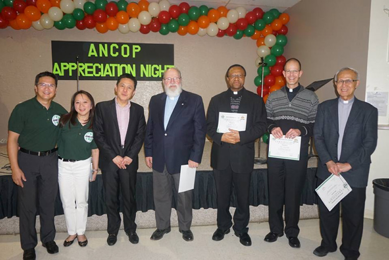 ANCOP Regina honors supporters