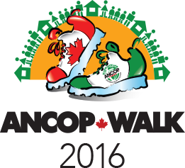 ANCOP Canada 2016 Walk Locations