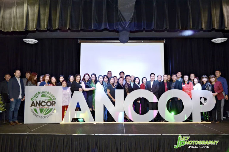 ANCOP Toronto honors partners, sponsors, and volunteers