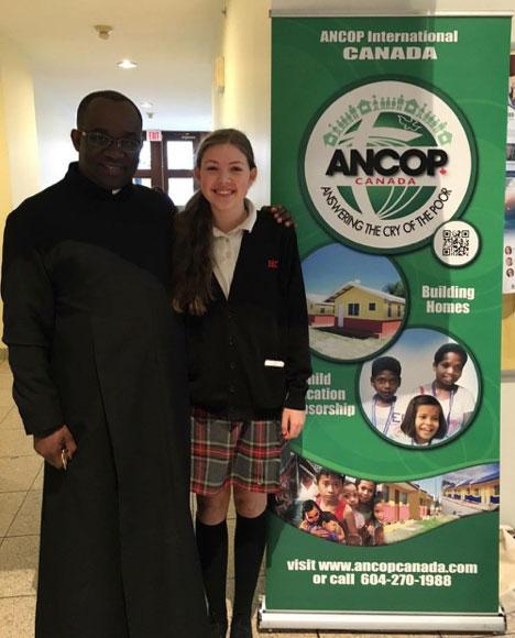 Pastor helps speed up ANCOP's work in Kenya, Africa