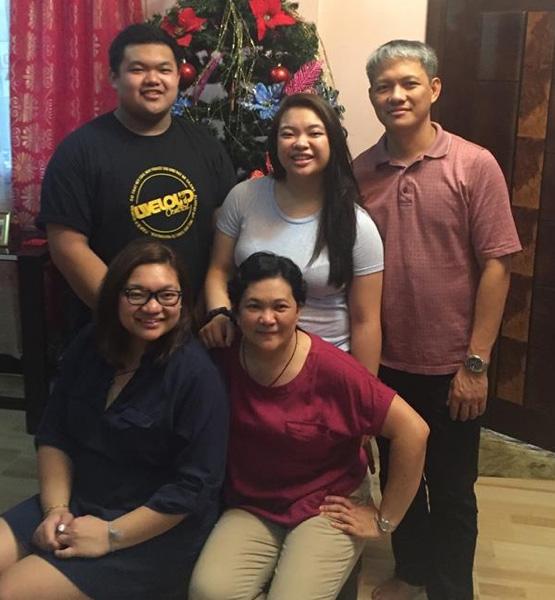 Regina Couple Cris and Rowena Masaoay meet up with ANCOP scholars