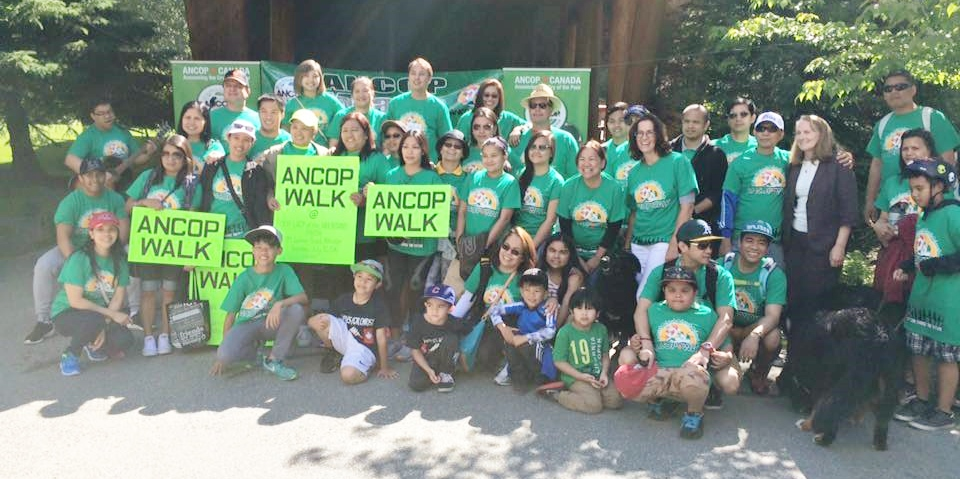 ANCOP Walk 2016 : Whistler Holds First ANCOP Walk