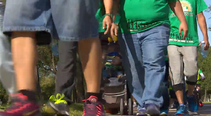 ANCOP Walk 2016 Video Coverage - Regina