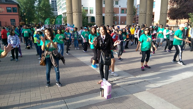 ANCOP Canada Walk: CFC Calgary, on its 13th year