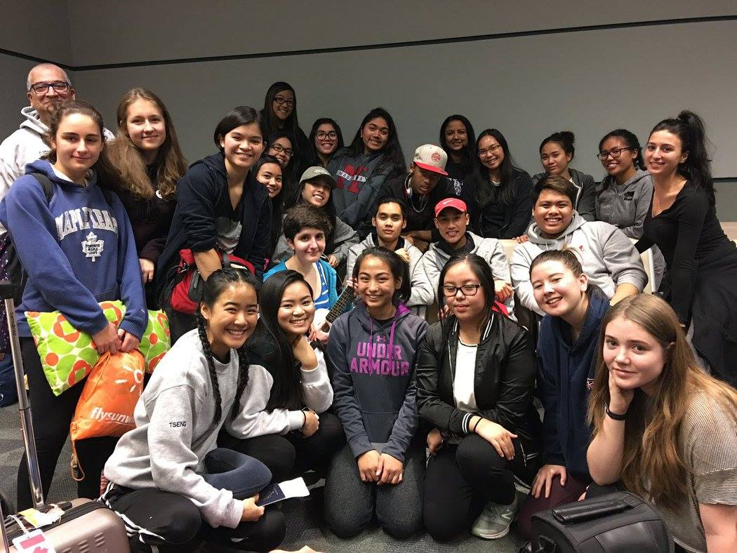 Toronto Youth from TCDSB 2016 :: Days 1 & 2 – Leaving for Toronto