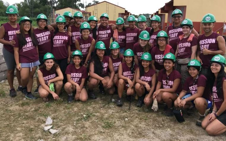 Toronto Youth from TCDSB 2016: Days 9-14 :: Build and Immersion in Tarlac
