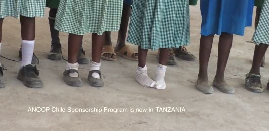 Child Sponsorship Program now in Tanzania