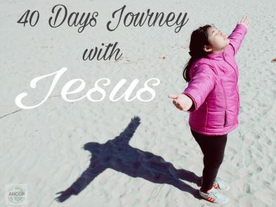 40 Days Journey with Jesus