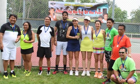 ANCOP Brampton Holds a Blessed Tennis Tournament