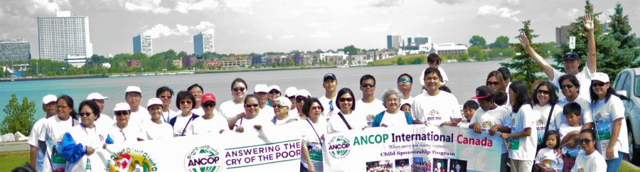 CFC ANCOP Windsor Getting Stronger on its 3rd ANCOP Walk!
