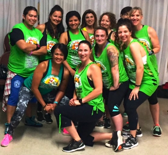 "Amazing Ottawa Zumba Instructors are ""Answering the Cry of the Poor""!"