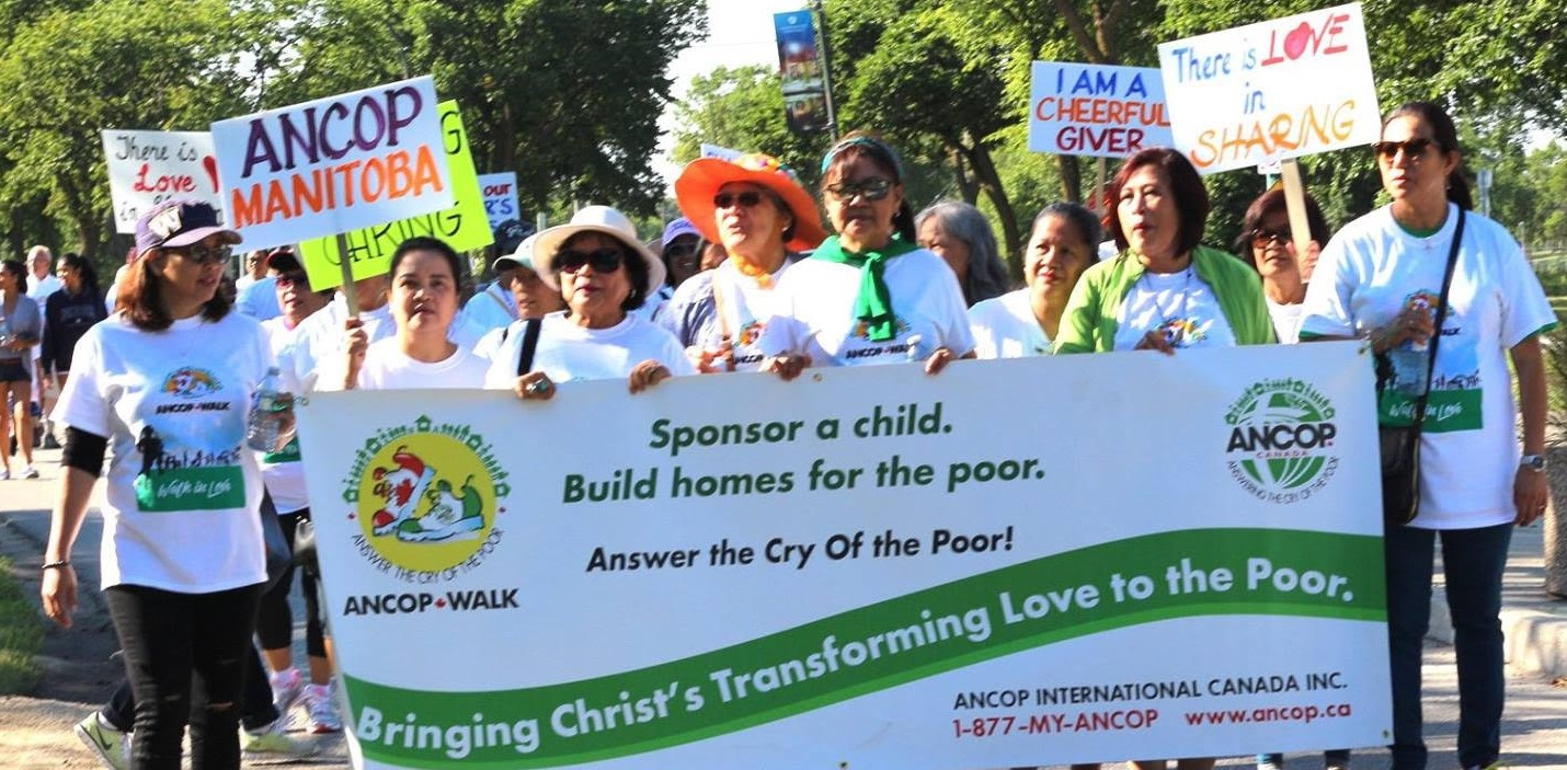 ANCOP Winnipeg Raises $ 76,000 for the Poor