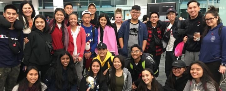 Toronto Catholic HS Youth Starts Journey to Philippines