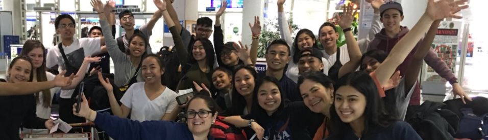 Toronto Youth from TCDSB 2017 :: Day 1 – Arrival in Manila – Meet the Participants