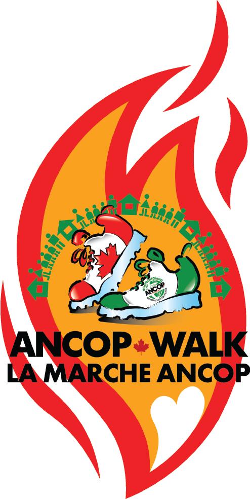 ANCOP Walk logo